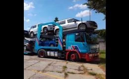 Nové a ojeté automobily