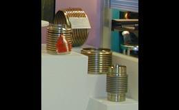 kovové vlnovcové kompenzátory Macoga