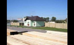 Malenovická pila - kompletní sortiment stavebního řeziva
