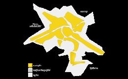 Mapa pokrytí Internetu Opava