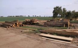 dřevo na pergoly a altány