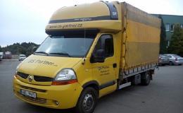 Mezinárodní, vnitrostátní doprava a kurýní služba Brno, Blansko