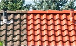 Profesionální čištění střech