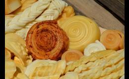 Tradiční sýrové speciality - výroba