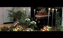 Zajištění pohřbu
