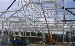 Ocelové konstrukce, Letiště Mošnov