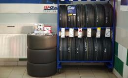 Prodej kvalitního pneu ověřených značek