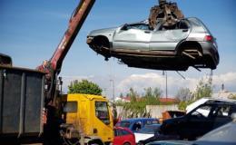 Ekologická likvidace vozidel Olomouc