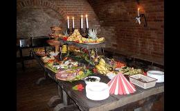 Soukromé a rodinné oslavy ve vinném sklepě s občerstvením Valtice, Pálava