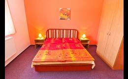 Ubytování se snídaní ve 2-4 lůžkových pokojích Valtice, jižní Morava