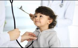 Lékařka pro děti a dorost