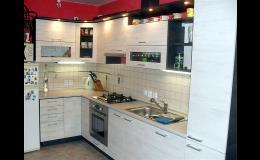 Výroba kuchyní
