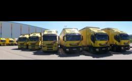 nákladní doprava Opava