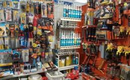 Nářadí, hospodářské potřeby a elektrické nářadí - prodejna Brno