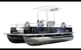 Nautig Trapper 19 – katamarán. Loď určená zejména pro rybolov. Je však vhodný i pro rekreaci u vody a další vodní sporty, například vodní lyžování.
