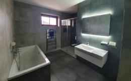 Návrhy a realizace koupelny na klíč