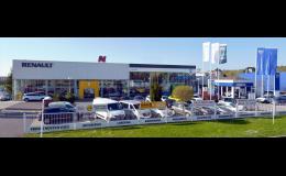 Servis vozů Škoda Renault Dacia