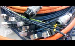 Konfekciované kabely Litoměřice