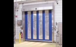 interní rychloběžná vrata