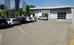 Nové i ojeté vozy Volkswagen - prodej