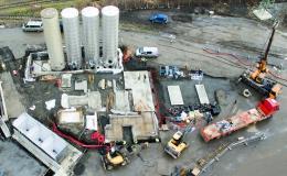 Ekologická výroba asfaltových obalovaných směsí Ostrava