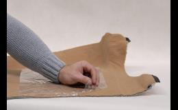 Ochranné samolepící fólie na koberce