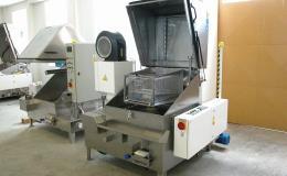 Výroba a dodávka odmašťovacích strojů