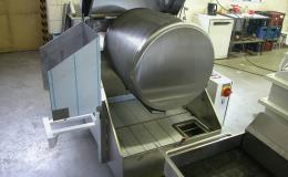 Výroba odmašťovacích a čistících strojů
