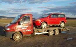 Odvoz a ekologická likvidace vysloužilého vozu