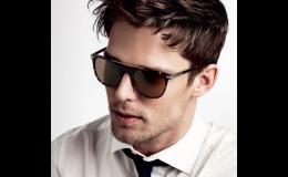 Široká nabídka brýlí i skel