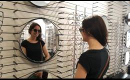 Prodej značkových brýlí