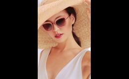 Široký sortiment slunečních brýlí