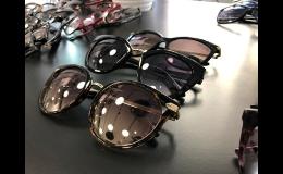 Značkové brýle