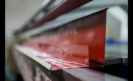 Ohýbání plechu do 6m délky a tloušťky 1,5 mm plechu