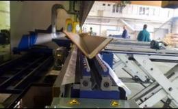 Ohyb na matrici CNC