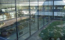 Okenní fólie na budovy