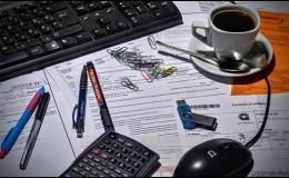 Příprava, sestavování a vypracování daňových přiznání Praha