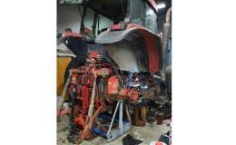 Oprava traktoru McCORMICK MTX 185