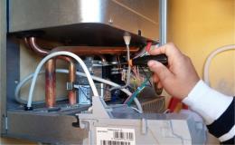 Opravy plynových kotlů Třebíč