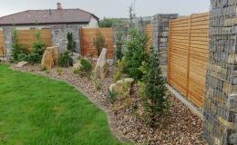 Výsadba okrasných rostlin - realizace zahrad