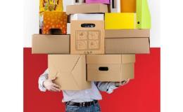 Krabice a obaly pro všechno na jednom místě