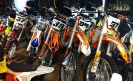 Prodej motocyklů ověřených značek Brno