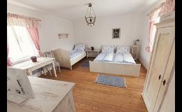 Ubytování v penzionu na Pálavě