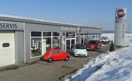 Autosalon Fiat Frýdek Místek