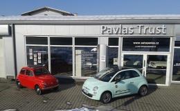 Prodej a servis vozů Fiat