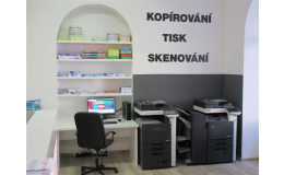 Kancelářská technika Tomados