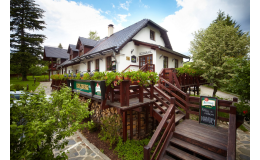 Wellness penzion a restaurace Holzberg