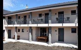 Ubytování ve vinařství - penzion Jižní Morava