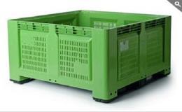 Pevný paletový kontejner - výroba, inovace