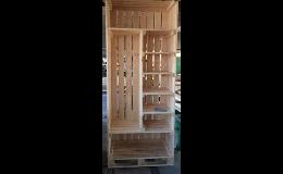 Výroba dřevěných obalů a jiných produktů